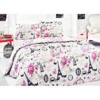 Lenjerii de pat copii Paris 140x210