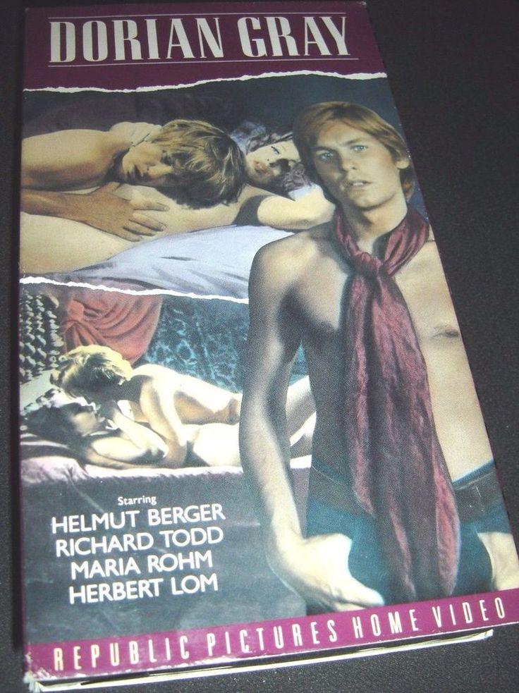 Dorian Gray ( VHS 1990 Scarce ) Helmut Berger Richard Todd Maria Rohm