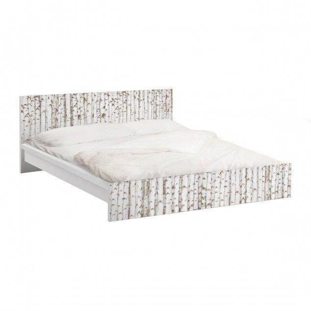 die 25 besten ideen zu malm bett auf pinterest malm bett ikea ikea und ikea diy. Black Bedroom Furniture Sets. Home Design Ideas