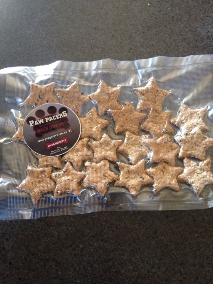 Liver delights perfect treat for your fur babies