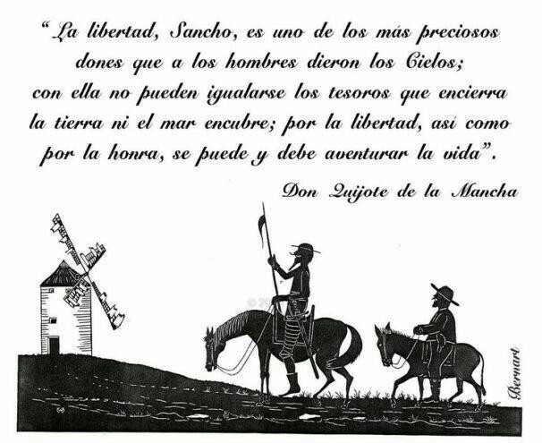 Pin De Patsy En Don Quijote De La Mancha Con Imagenes