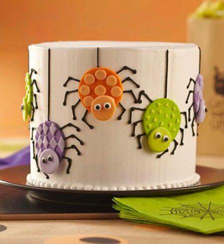 17 meilleures id es propos de g teau d 39 araign e sur for Idee deco gateau halloween