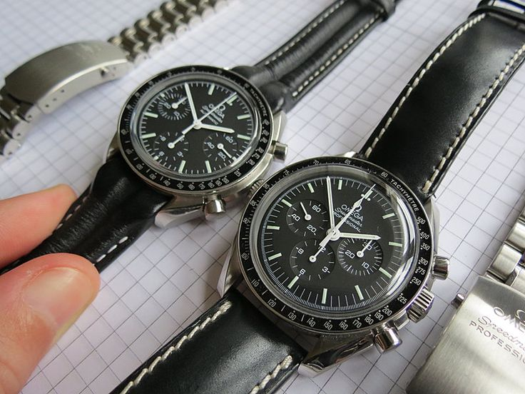 Omega Speedmaster Pro Vs Reduced