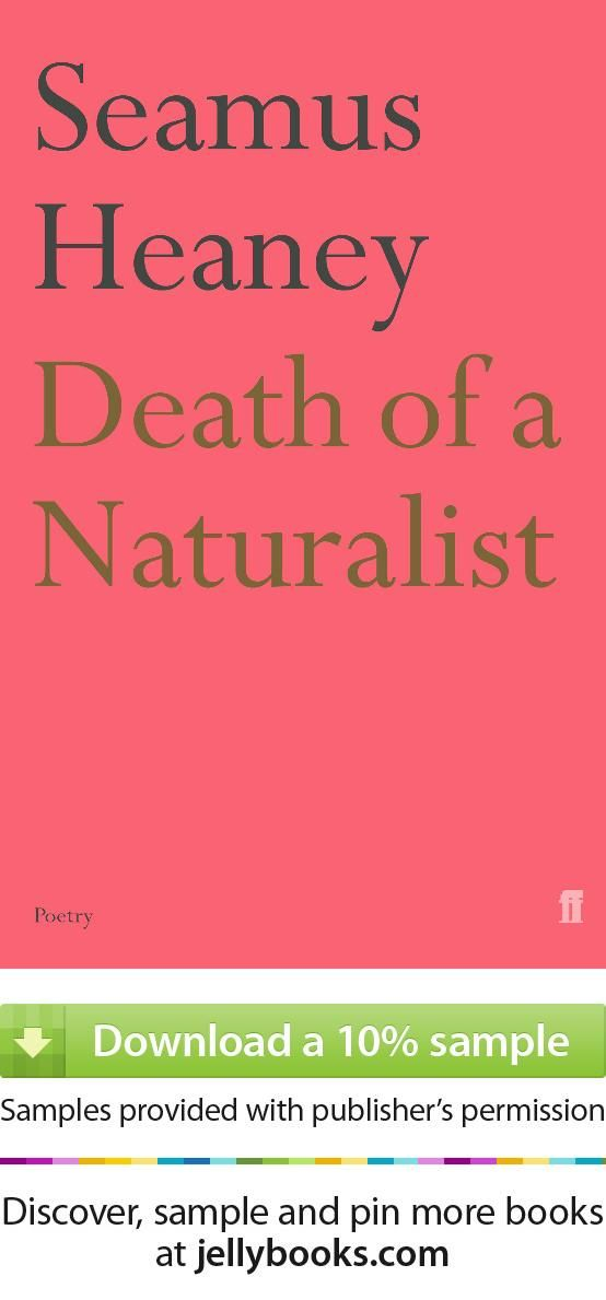 'Death of a Naturalist' by Seamus Heaney