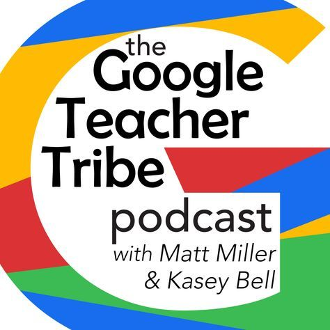 This is really happening! I'm starting a new podcast about using Google in the classroom with fellow blogger Kasey Bell. Check it out!