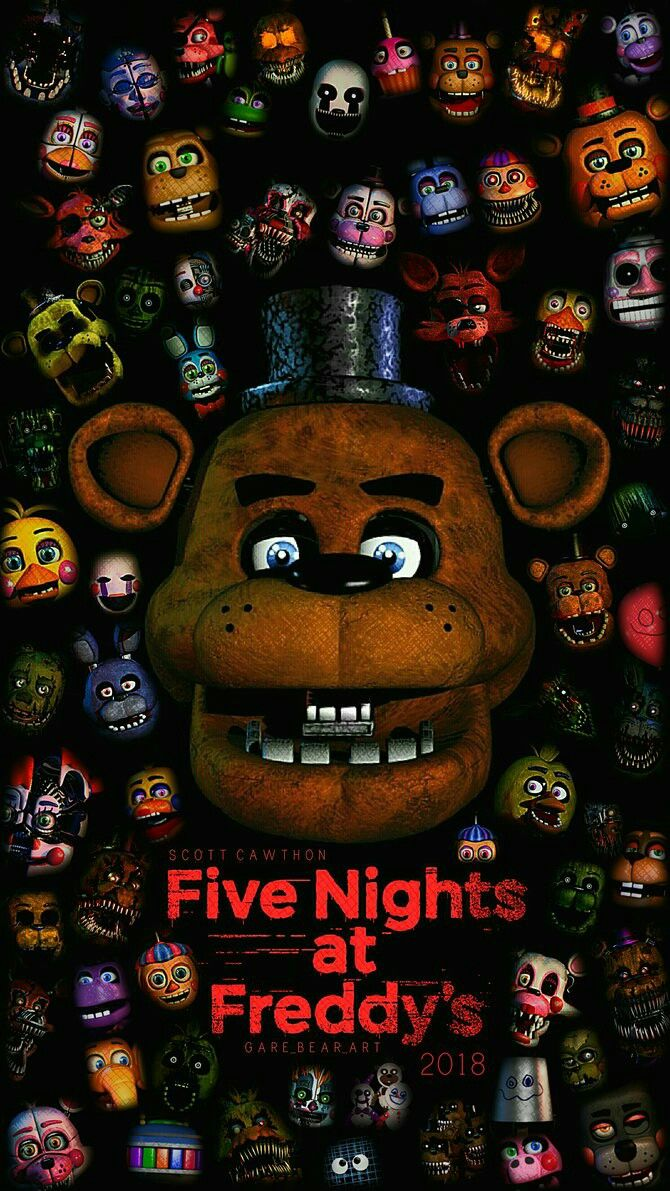 Ultimate Fnaf Wallpaper Fnaf Wallpapers Five Nights At Freddy S