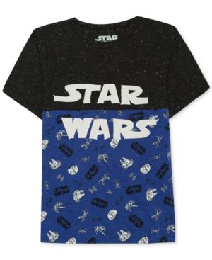 Star Wars Graphic-Print T-Shirt, Toddler Boys (2T-5T) - Brown 3T