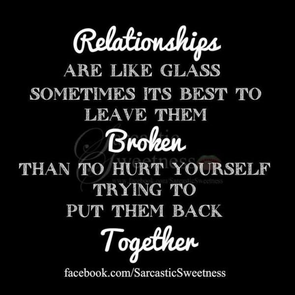 Broken Marriage Quotes Relationships