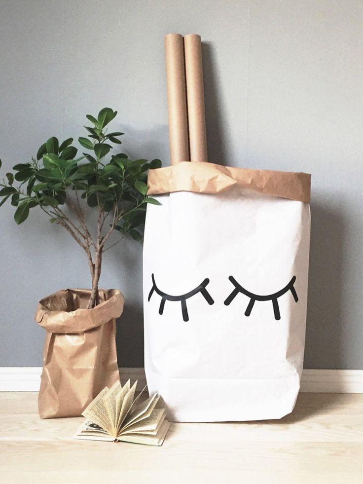 Tellkiddo Paperbag Eyes