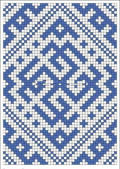 Обережная вышивка с примерами схем и значением символов - Ярмарка Мастеров - ручная работа, handmade