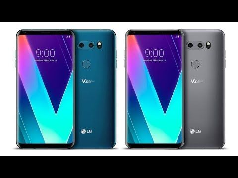 LG V35 ThinQ Review, First Look, Price and Full