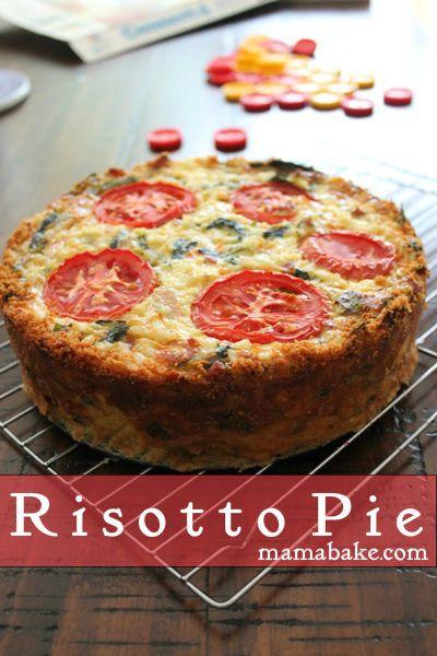 Risotto Pie