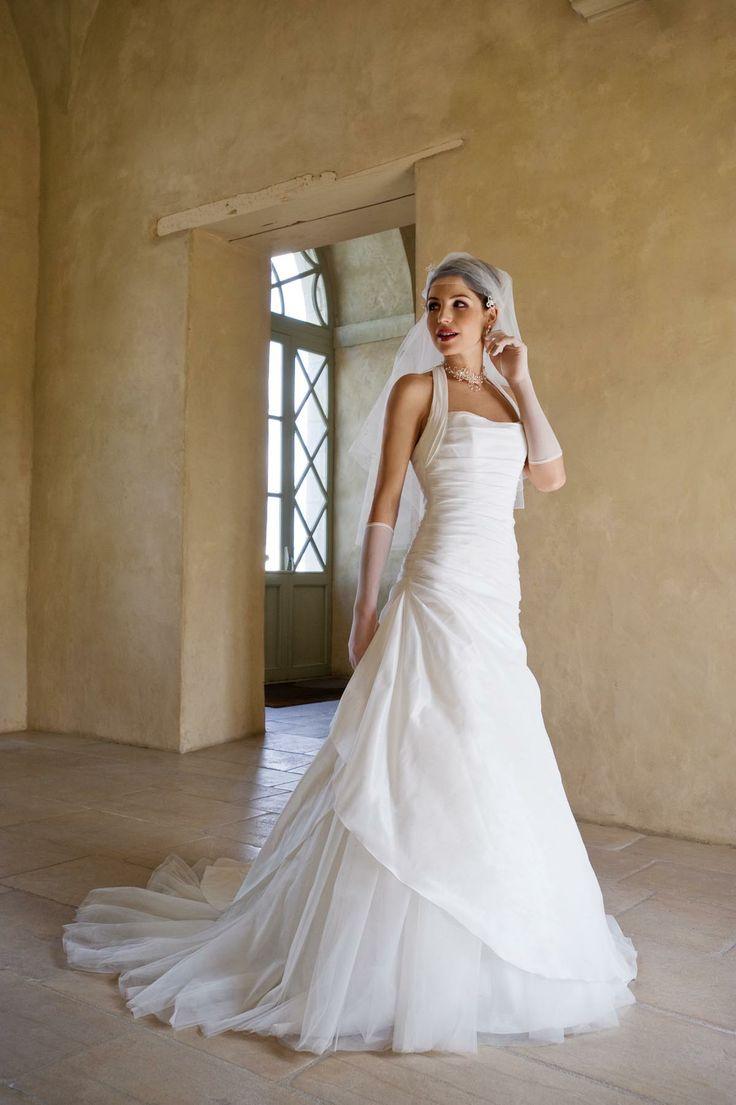 Svatební šaty - Peggy