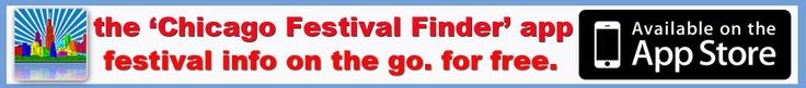 Chicago Festivals App