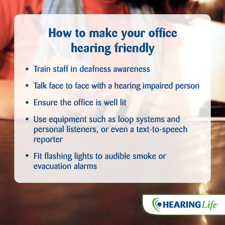 Is your workplace hearing friendly? Read our most recent blog post to find out: http://hearinglife.com.au/your-hearing-and-the-workplace/ #hearingloss
