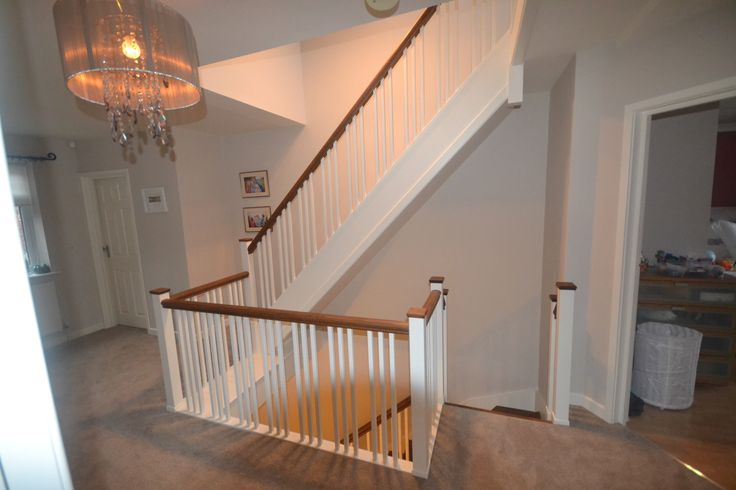 Top 5 materials to create beautiful staircase spindles here: