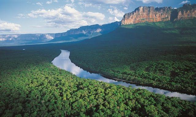 B&P_desde_Guayana: El Camino al Paraiso Terrenal.....Sabes donde esta...