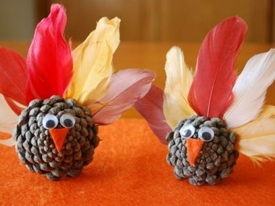 7 Creative Thanksgiving Day Crafts for Kids ...