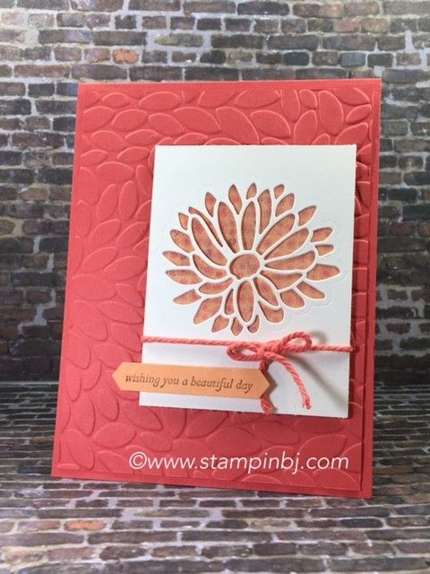 You have to check out what is so special about the Special Reason and Stylish Stems framelits.  First for Stampin' Up!  #stampinbj.com