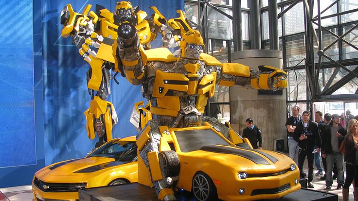 Transformers Cake by Carlos Bakery