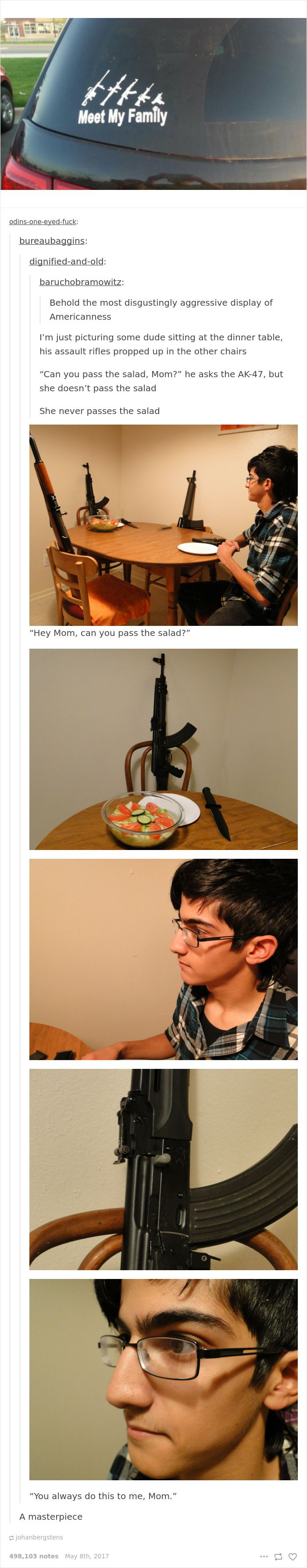 10+ Times Americans Were Hilariously Roasted On Tumblr