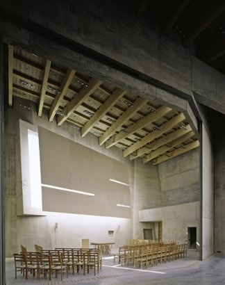 Project - Double Church for two Faiths - Architizer