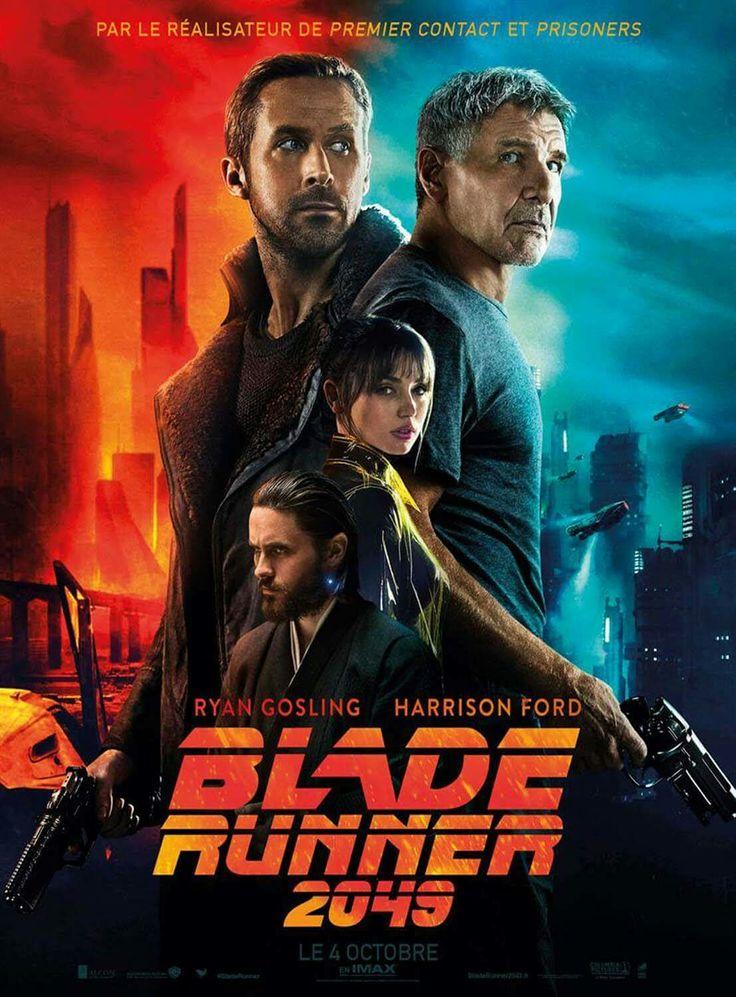 Blade Runner 2049 : le futur proche et sensitif selon Denis Villeneuve. Notre critique. http://ow.ly/GJ6y30fJBL0