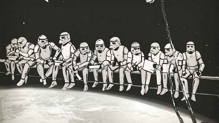 General 1920x1080 stormtrooper Star Wars