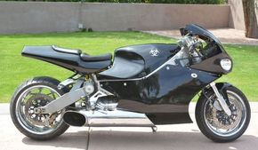 When this bike was released, it took the Guinness World Records for most powerful production motorcycle and most expensive production motorcycle. It featured 320 horsepower, 425 pound feet of torque, 227 mile per hour top speed, and one of the greatest startup sounds ever.