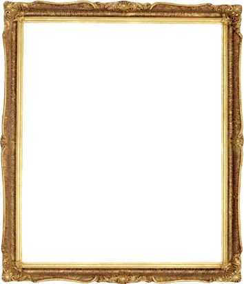 frame gold png transparent frames pinterest frames and gold