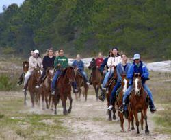 Horseback Riding Melbourne Beach Florida