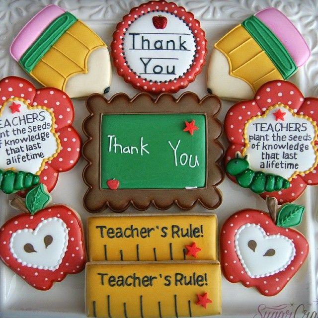 Teacher appreciation set. :)
