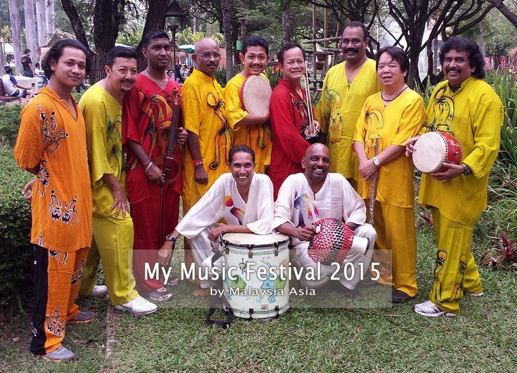 Malaysia Live Band Music Festival Mmf2015 Music Festival Festival Music Bands