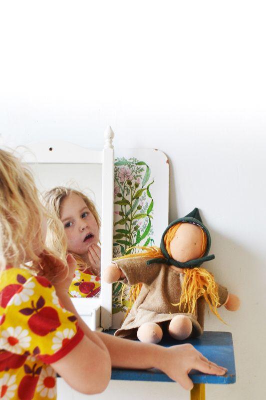 Je kinderen als spiegel