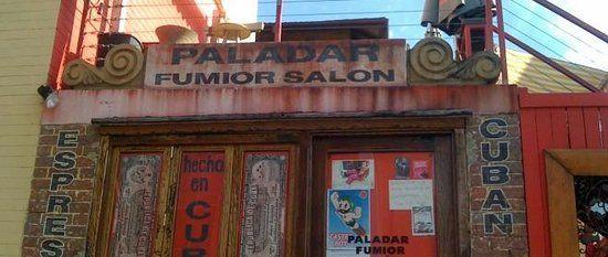 Paladar Cigar & Coffee Shop, South Brisbane