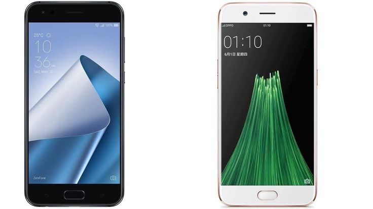 Asus ZenFone 4 vs Oppo R11 Subscribe! http://youtube.com/TechSpaceReview More http://TechSpaceReview.tumblr.com