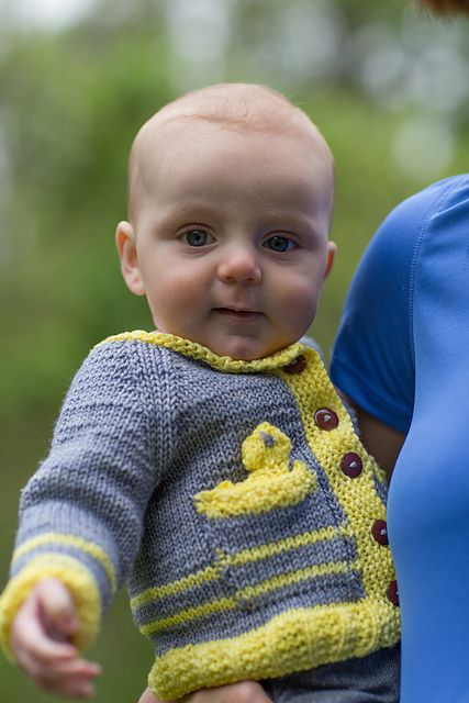 Ravelry: Baby and Duck pattern by Jessica Anderson