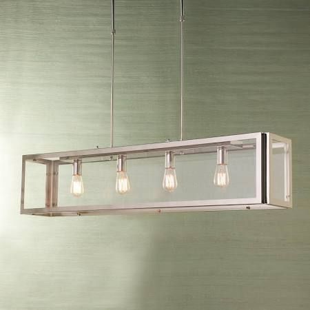 dining room lighting for long rectangle table - Google Search