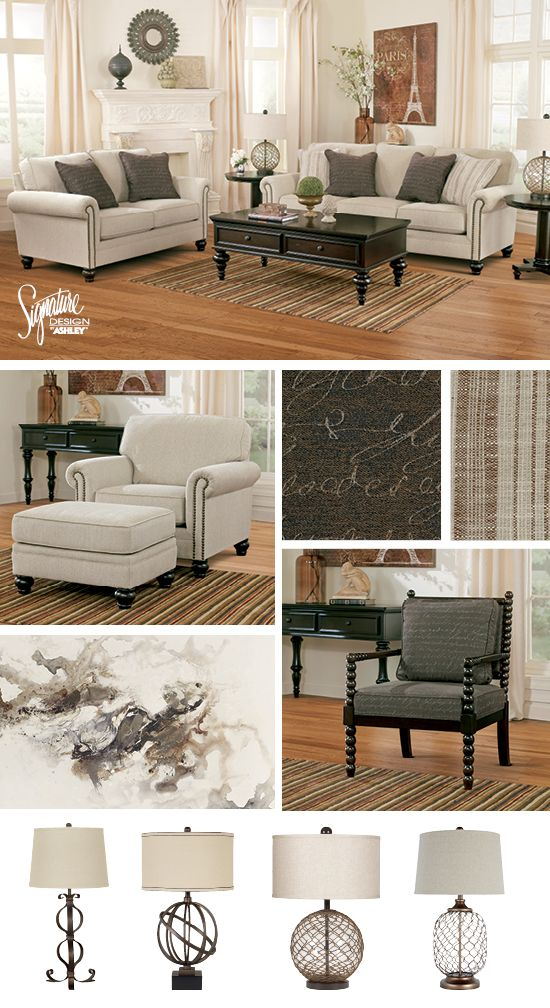Milari Sofa U0026 Loveseat   Ashley Furniture | Living Room | Pinterest |  Living Rooms, Room And Living Room Ideas Part 62