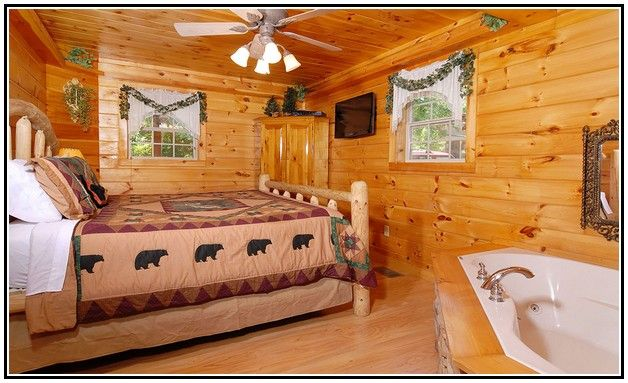 1 Bedroom Cabins In Pigeon Forge