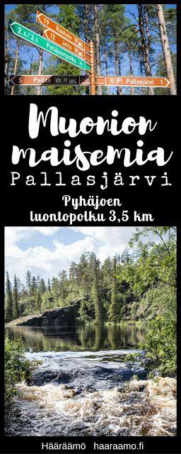 Muonion maisemia: Pyhäjoen luontopolku, Pallasjärvi