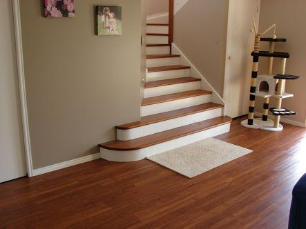 45 Best Images About Stairs On Pinterest Vinyl Planks