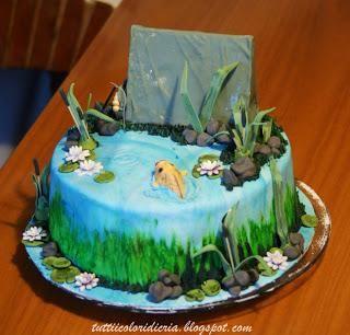 torta pescatore tutorial - Cerca con Google