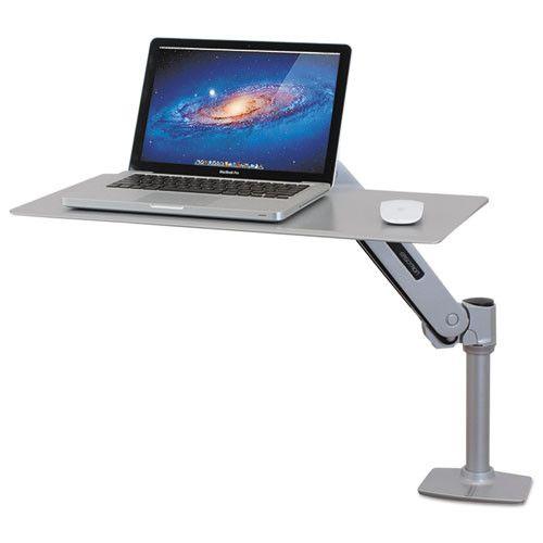 Ergotron WorkFit-P Sit-Stand Workstation