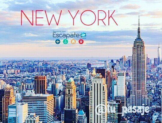 NEW YORK! Desde 411.000 BsF hasta Septiembre!      Escribanos al direct  o al whatsapp para cualquier tipo de cotización. Feliz noche.  #newyorkcity#newyork#Vuelos#internacionales#nacionales#agencia#viajes#miamibeach#miamiheat#newyork#hoteles#cruceros#vehiculos#miami#aruba#curazao#bogota#medellin#usa#puntacana#santodomingo#viajar#lecheria#anzoategui#ptolacruz#barcelona#venezuela by tu_pasaje