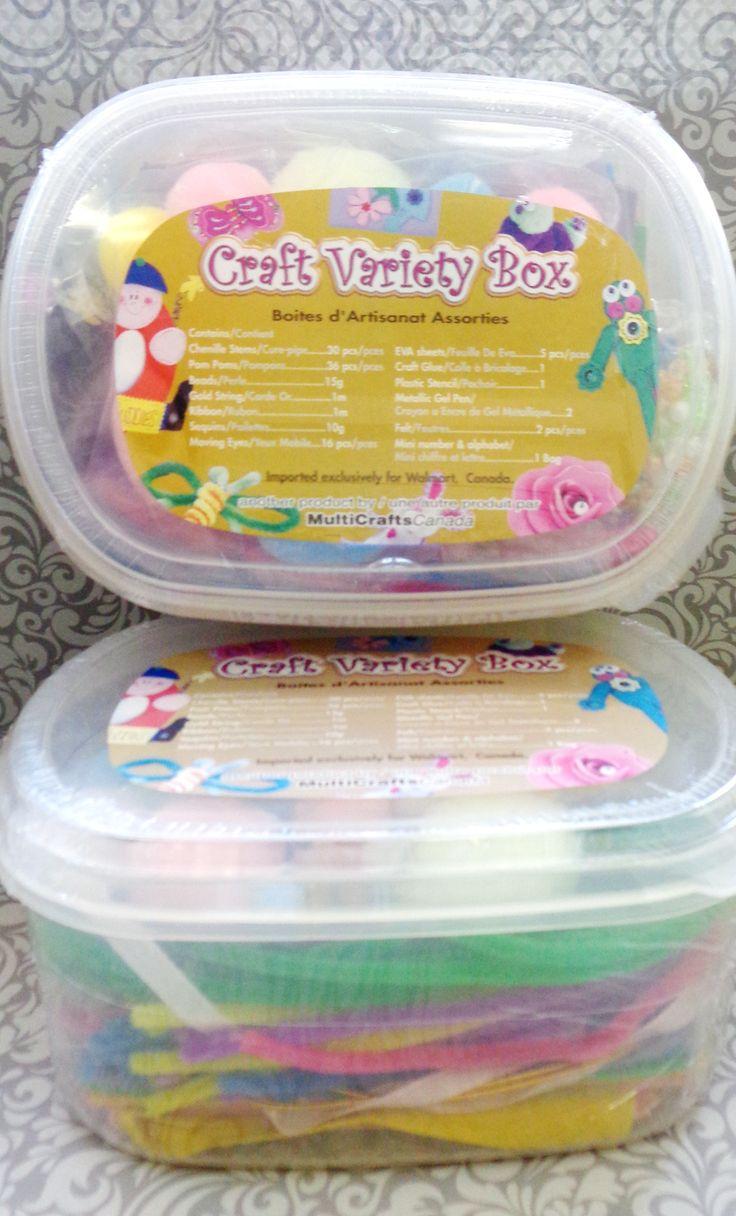 Craft Variety Box