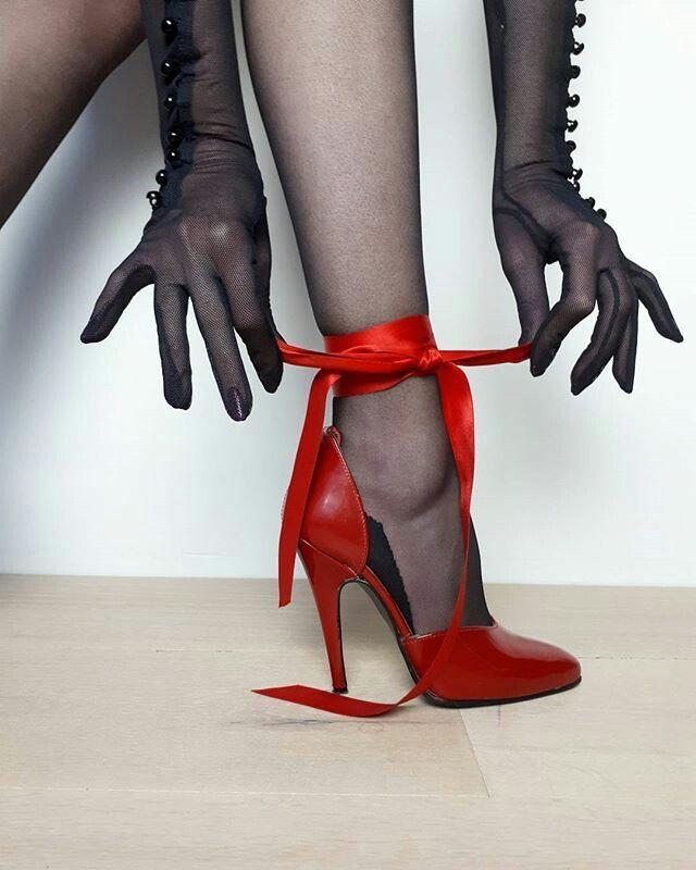 красные каблуки 1