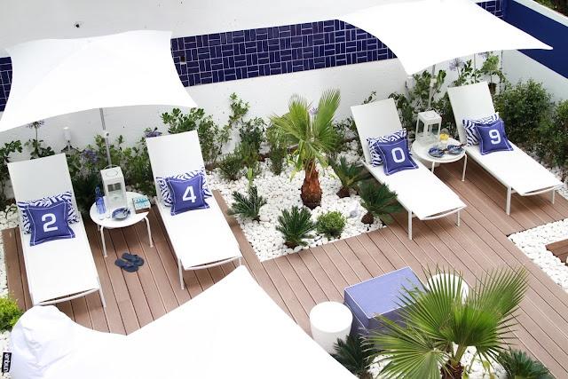 mediterranean-inspired garden | ana antunes.
