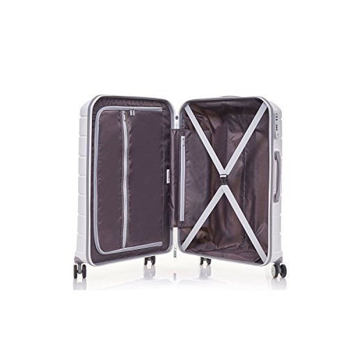 New Trending Luggage: Samsonite Freeform Hardside Spinner 21, White. Samsonite Freeform Hardside Spinner 21, White   Special Offer: $112.99      377 Reviews Freeform is leading the way towards the future of travel. Taking a new and progressive approach to luggage design, Freeform's cool, futuristic design is highlighted by a unique new shape that...