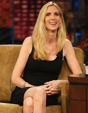 Ann coulter bikini pics Thumbnail